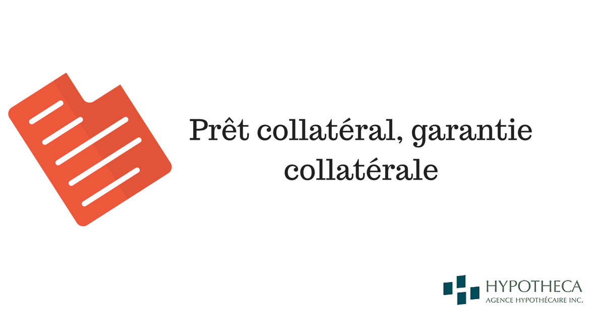 Pret collateral